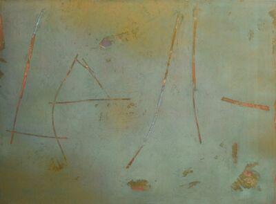 John Fox, 'Untitled No 7804', 1978