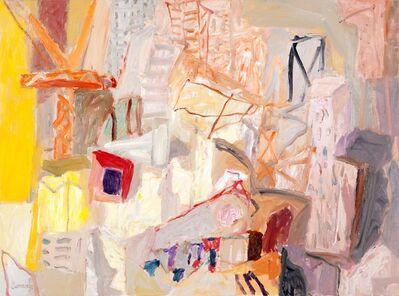 Elisabeth Cummings, 'Building Site, Hong Kong '