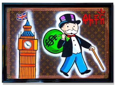 Alec Monopoly, 'Monopoly $ Bag + Big Ben Trunk', 2020