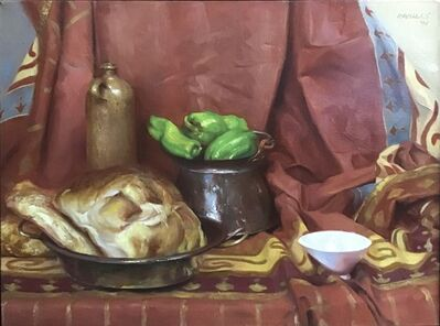 Paul Rahilly, 'Bread and Peppers', 2005