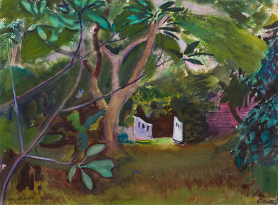 Charles Hopkinson, 'White Gate, Bermuda', 1947