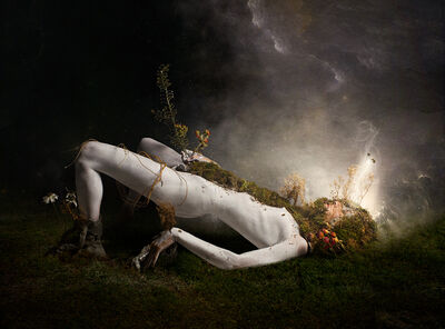 Pierre Fudarylí, 'La espuma de Venus', 2015