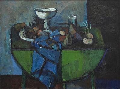 Robert Frame, 'Still Life on Green Table', nd