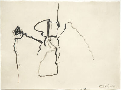 Philip Guston, 'Untitled', ca. 1950