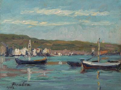 Francis Picabia, 'Bateaux dans le port', 1902