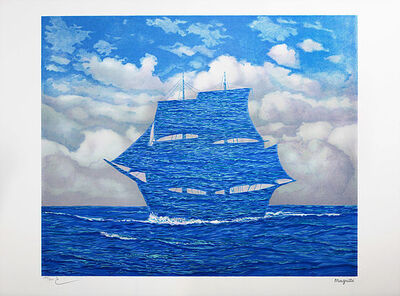 René Magritte, 'Le Séducteur', 2004
