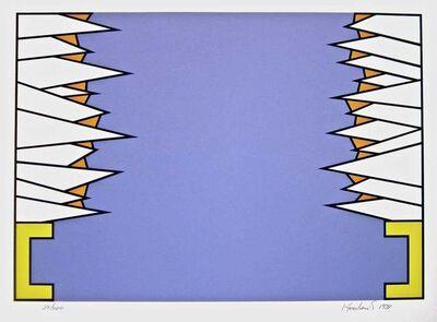 Nicholas Krushenick, 'Over the Rainbow ', 1978