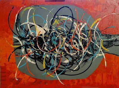 Roberto Crippa, 'Spirali ', 1952
