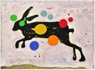 John Randall Nelson, 'Hare Daze', 2016