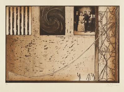 Jasper Johns, 'Untitled', 2001