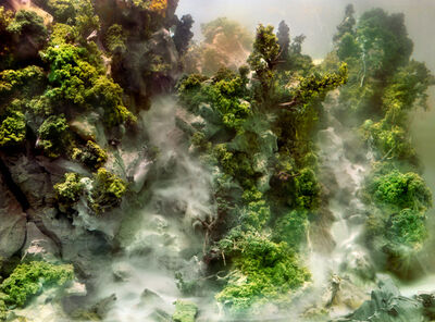 Kim Keever, 'Waterfall 04h', 2010