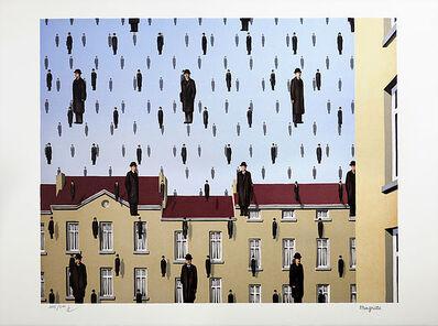 René Magritte, 'Golconde', 2004
