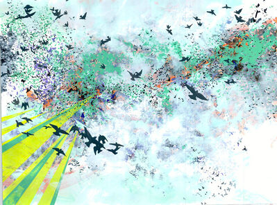 Deirdre Murphy, 'Synchronized Formation', 2012