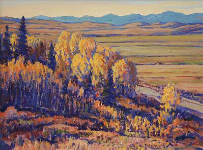 William Duma, 'South of Turner Valley #47.17'