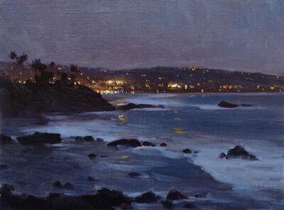 Jesse Powell, 'City Lights, Laguna ', 2019