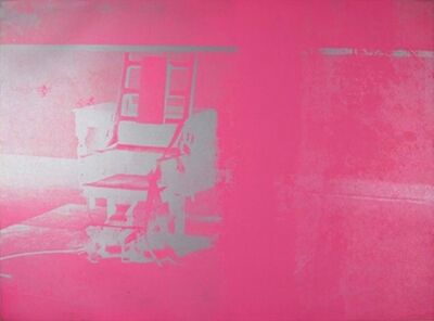 Andy Warhol, 'Electric Chair (FS II.75) ', 1971