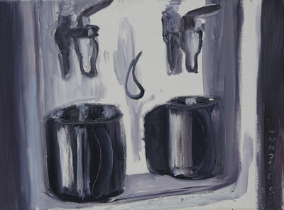 Wu Xihuang, 'Testament of Horse Abdomen - The Mugs of the Old Faculty Couples', 2016