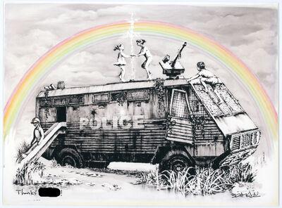 Banksy, 'Dismaland Gift Print', 2015