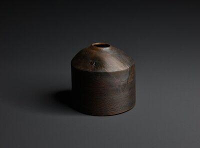 Ernst Gamperl, 'Object in Oak', 2017