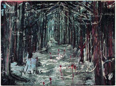 Anselm Kiefer, 'Varus', 1976