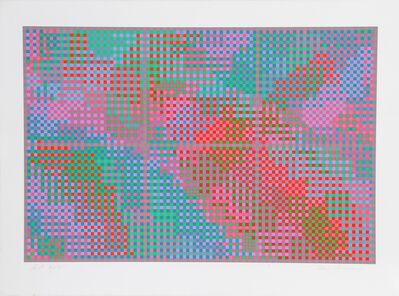 Tony Bechara, 'Sixes', 1979
