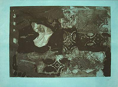 Antoni Clavé, 'Pochoirs', 1968