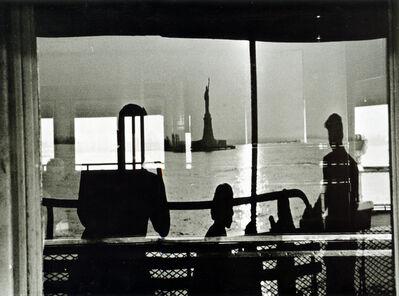 Frank Paulin, 'Staten Island Ferry', 1954
