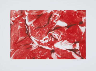 Marc Quinn, 'On Vegetarianism', 2014