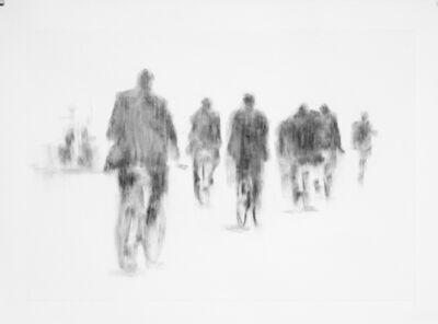 Gale Antokal, 'Departure Study', 2010
