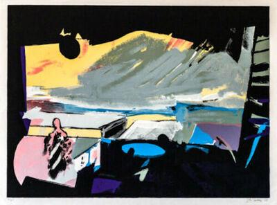John Hultberg, 'Wide Window 1', 1977
