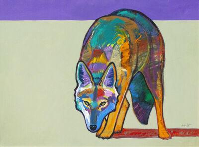 John Nieto, 'Wolf', ca. 2018