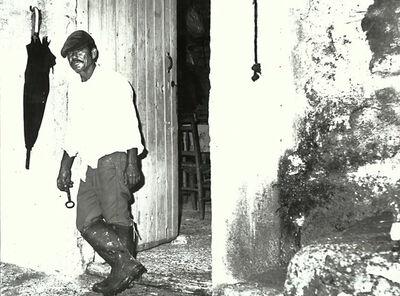 """Mario Giacomelli, 'From the Series """"Il Canto dei Nuovi Emigrati"""", Calabria, Italy', 1960s/1960s"""
