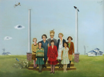 Gerald Purdy, 'School Daze', 2010