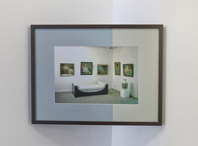 Barbara Bloom, 'Corner: Brohan Museum – Bed with Babes', 1998