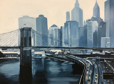 Angela Wakefield, 'Brooklyn Bridge, New York City', 2013