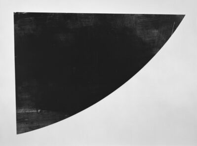 Ellsworth Kelly, 'Cul-de-Sac', 1985