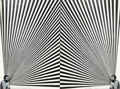 Rico Gatson, 'Double Amiri', 2014