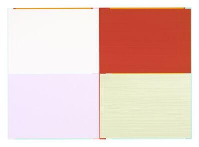Imi Knoebel, 'Lilli Red Ed.', 2001-2011