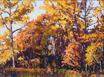 William Duma, 'October Color', 2021