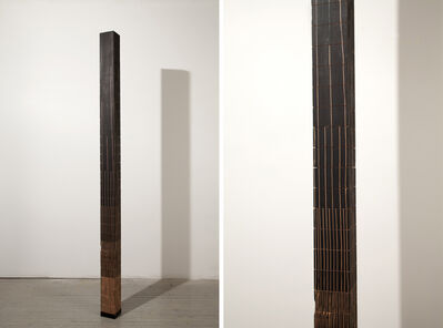 Fırat Erdim, 'Posts and Aggregate Topographies (14)', 2009-2012
