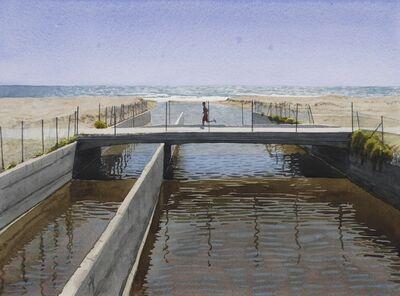 Tim Gardner, 'Untitled (Runner & Sewage; Venice, CA)', 2003