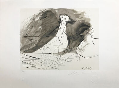 Pablo Picasso, 'PIGEONS', 1979-1982