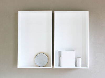 Edmund de Waal, 'every light, II', 2018