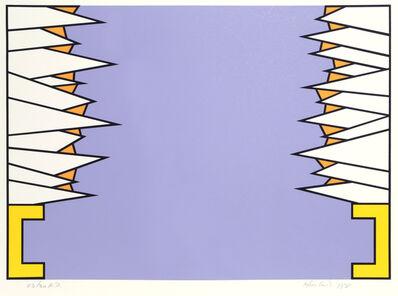 Nicholas Krushenick, 'Over the Rainbow', 1978