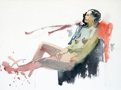 Marcelo Daldoce, 'Celeste Meditating', 2015