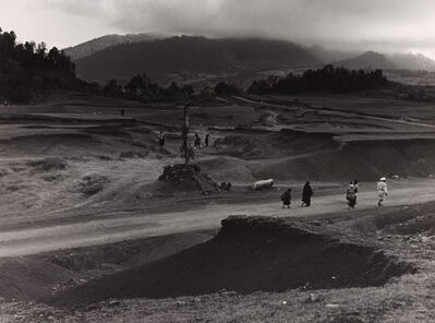 Manuel Álvarez Bravo, 'Chamula Landscape', 1967