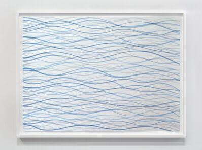 Spencer Finch, 'Atlantic Ocean from Isle au Haut', 2017