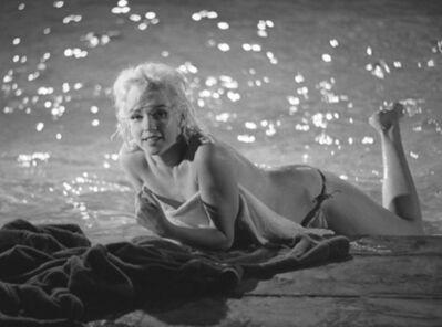 Lawrence Schiller, 'Marilyn Taking a Rest', 1962