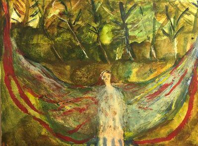 Melissa Kime, 'Bird in the wood - a homage to Freida', 2020