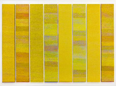 Madeleine Keesing, 'Untitled (Yellow)', 2011